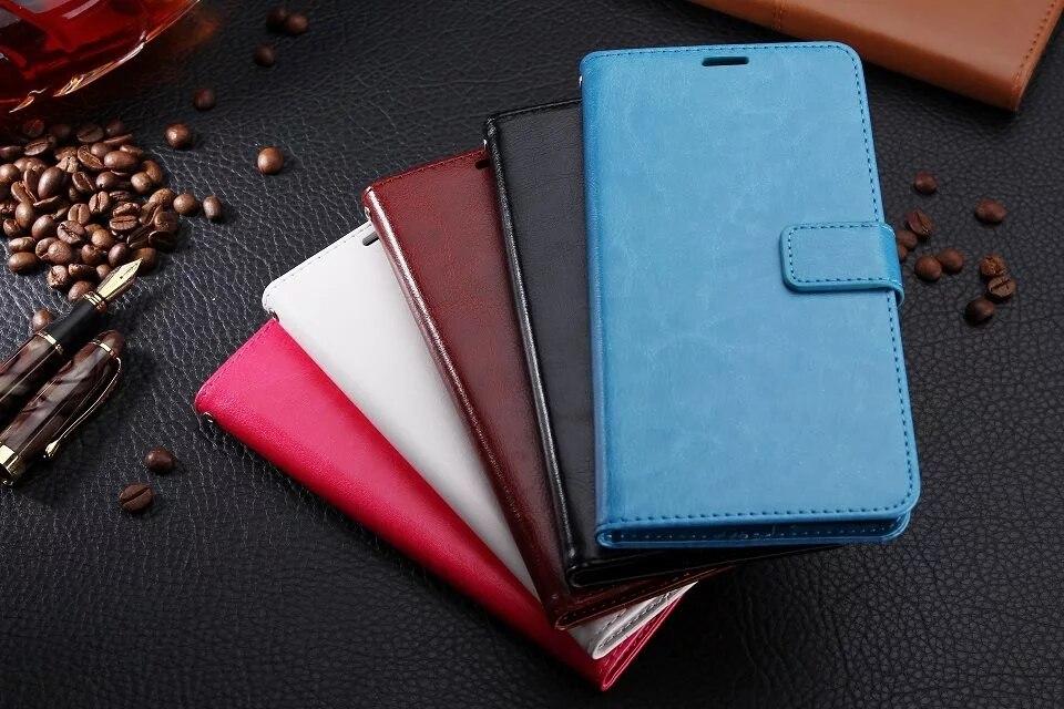 Para Huawei P8 Max funda estilo cartera Flip PU Funda de cuero para Huawei Ascend P8 Max bolsa con función de soporte y cubierta de soporte de tarjeta