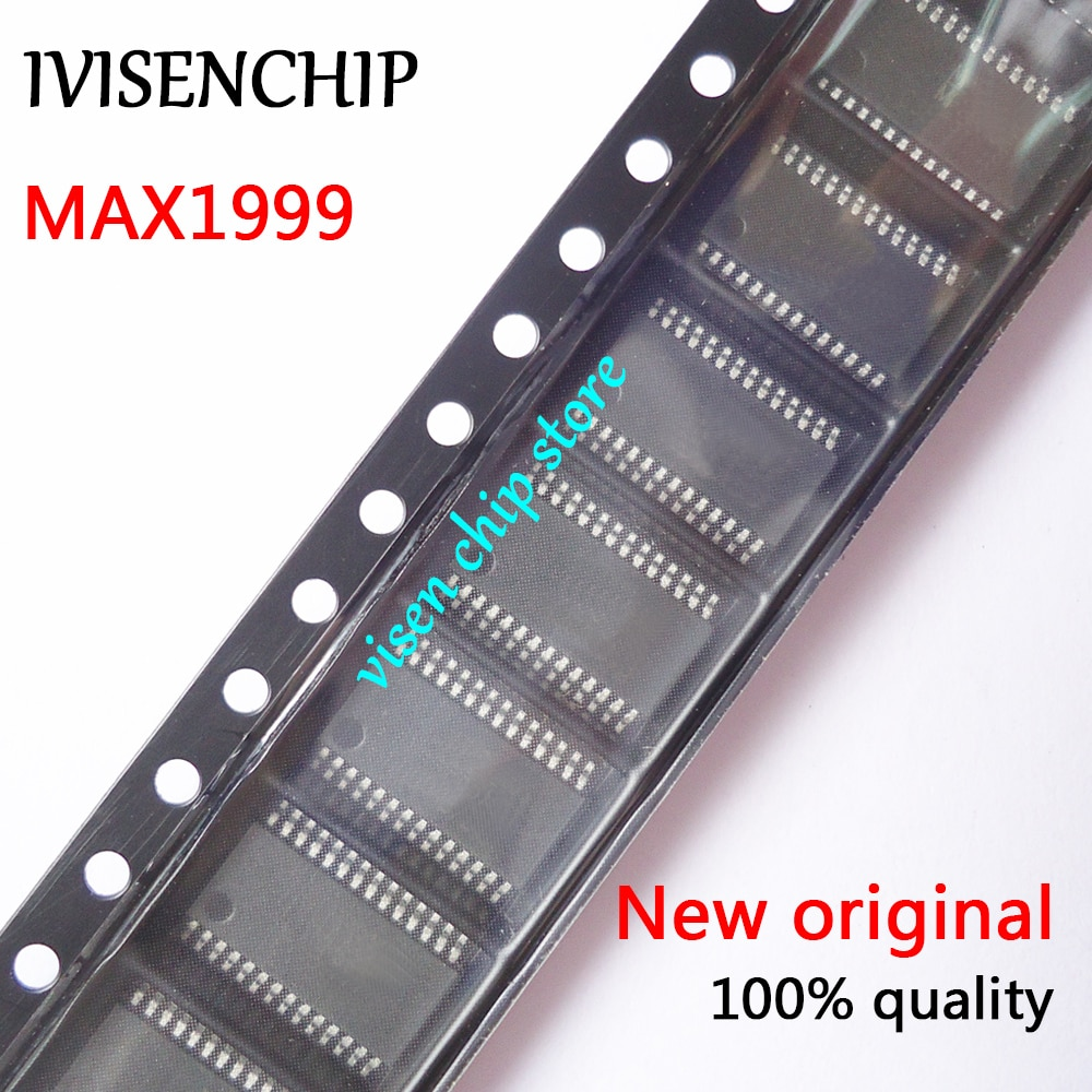 10pcs MAX1999EEI  MAX1999 SSOP-28