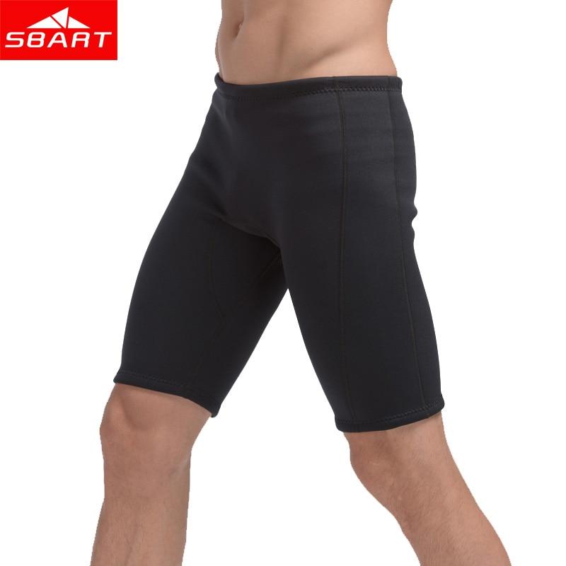 Мужские неопреновые гидрокостюмы SBART 3 мм, шорты для плавания и серфинга, купальные костюмы для дайвинга, шорты, Рашгард, солнцезащитные купа...