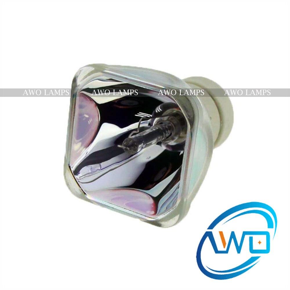 AWO reemplazo compatible proyector bombilla desnuda LMP-D213 para VPL-DW120/DX120/VPL-EX125/DX140/DX145/DX146