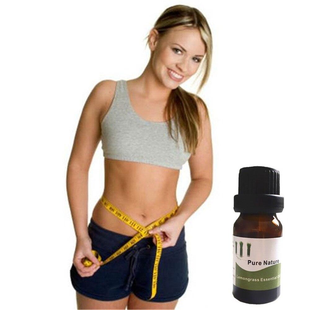 MIYUELENI, 10 ml/unids, Lemongrass, aceites esenciales adelgazantes, aceite esencial anticelulítico, tarro De...