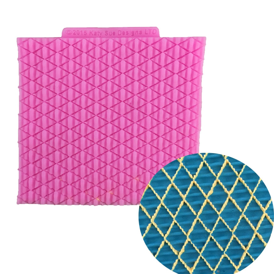 1 piezas de silicona de grado de alimentos de la hermosa nueva forma para moldes de pastel de silicona Fondant pastel decorar M025