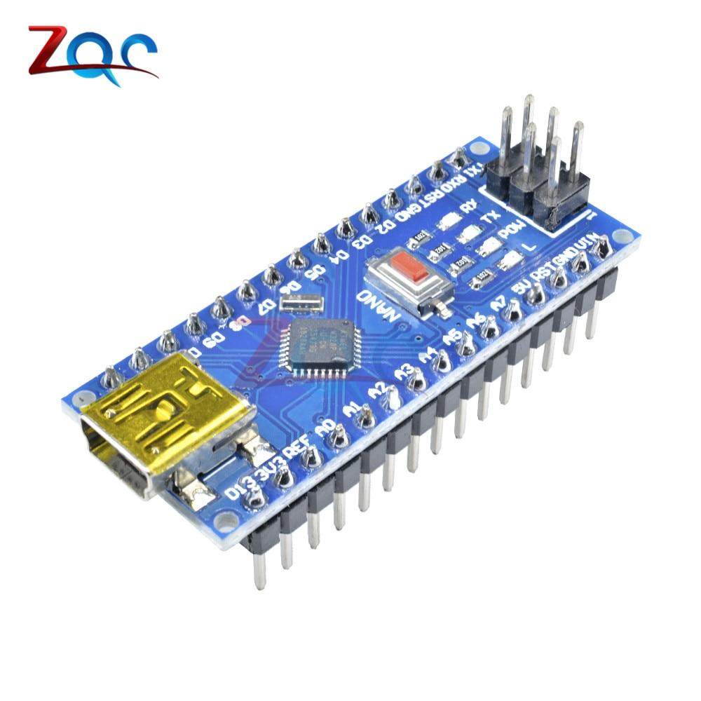 MINI USB Nano V3.0 ATmega328P CH340G 5V 16M Micro-controller board für Arduino NANO 328P NANO 3,0