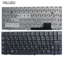 YALUZU russian RU Laptop Keyboard for Dell Mini 9 Inspiron 910 0T296H T296H 0P689H RU layout black and new replacement keyboard