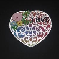 azsg love greeting card cutting dies for diy scrapbooking decorative card making craft fun decoration 10 710 3cm