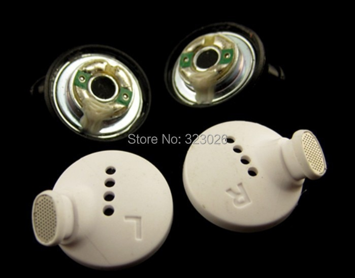 13.5 milímetros speaker unidade de bobina móvel orador febre DIY acessórios 32 ohms 2 pcs