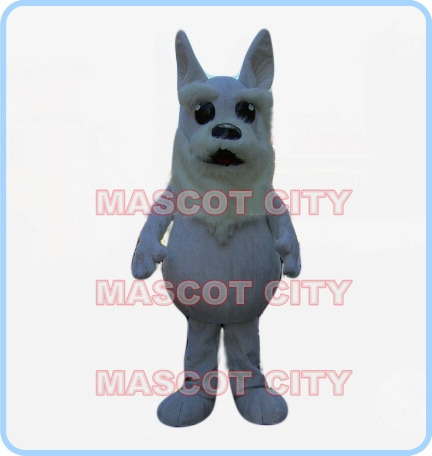 Mascot snow monster yeti mascot costume adulto tamaño monstruo de dibujos animados tema halloween cosplay carnaval vestido de lujo 2581