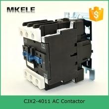 CJX2-4011 40A corrente nominale 3 P + NO + NC 85% contatti in argento telemecanique contattore contattore elettrico tipi di alta qualità