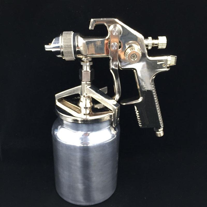SAT500S пневматический распылитель для краски аэрозольной краски|air paint|spray gun tippaint cup