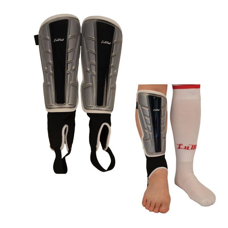 Fútbol al aire libre de seguridad EVA acolchado Protector de espinilleras adultos Kick Boxing Muay Thai fútbol espinilleras soporte de pierna