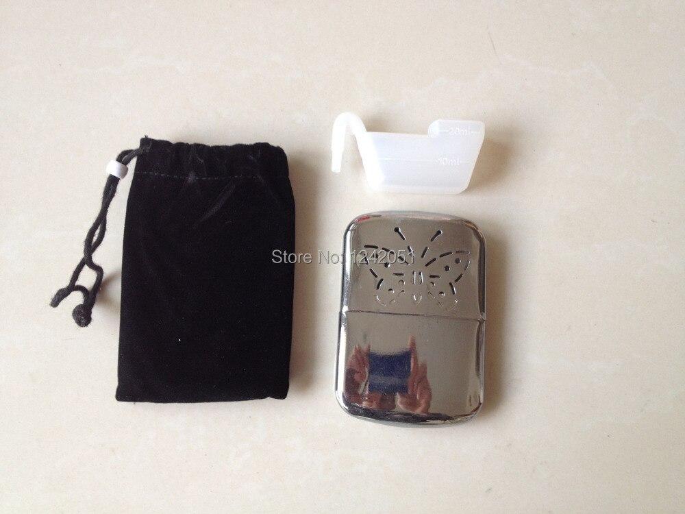 Pequeño ultraligero práctico bolsillo calentador de mano