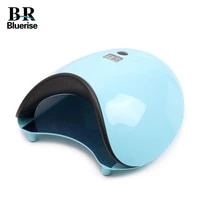 uv led nail lamp 48w nail dryer curing gel polish light with bottom 15s30s60s timer lcd display nail art tools bluerise led 78