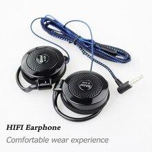 Écouteur S520 casque à usage général oreille crochet casque avec Microphone pour iPhone Samsung Xiaomi téléphone Mobile fone de ouvido