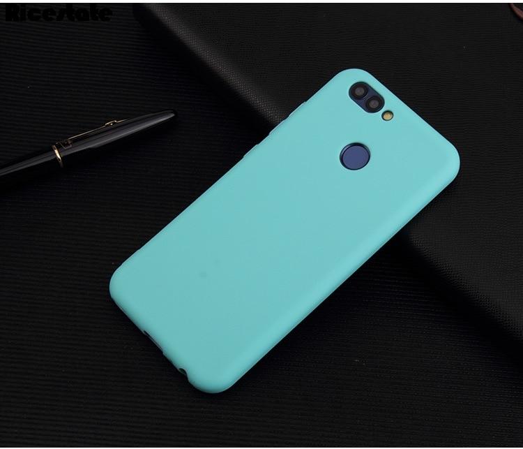 De silicona suave TPU funda para Huawei P Smartphone P Smart Plus P10 P20 Lite Pro Nova 3 3i Honor 6A 6X Honor 8 9 Mate 10 Lite