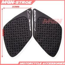 Protection de moto pour GSXR1000 GSXR   1000 K7 2007 07 08, tampon de réservoir antidérapant, autocollant de Traction latéral au gaz pour les genoux