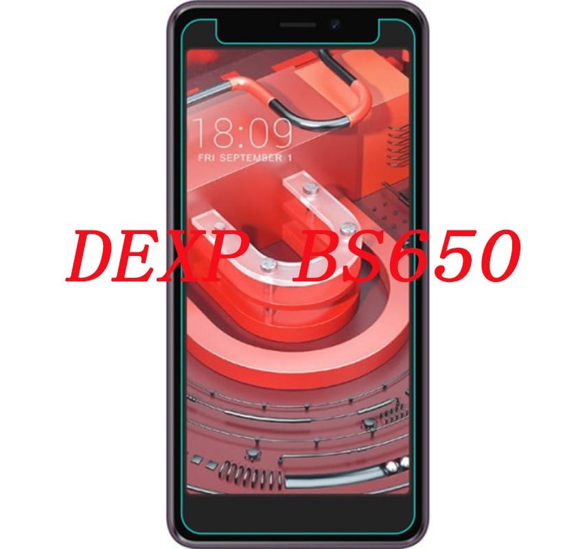 "Teléfono Inteligente 9 H vidrio templado para DEXP BS650 4,95 ""Protector de pantalla de película protectora"