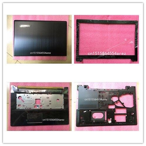 جديد الأصلي محمول لينوفو Z70-80 LCD الخلفية غطاء/LCD الحافة/Palmrest/قاعدة أسفل غطاء حالة AP0U0000500 AP0U0000100 AP0U0000300