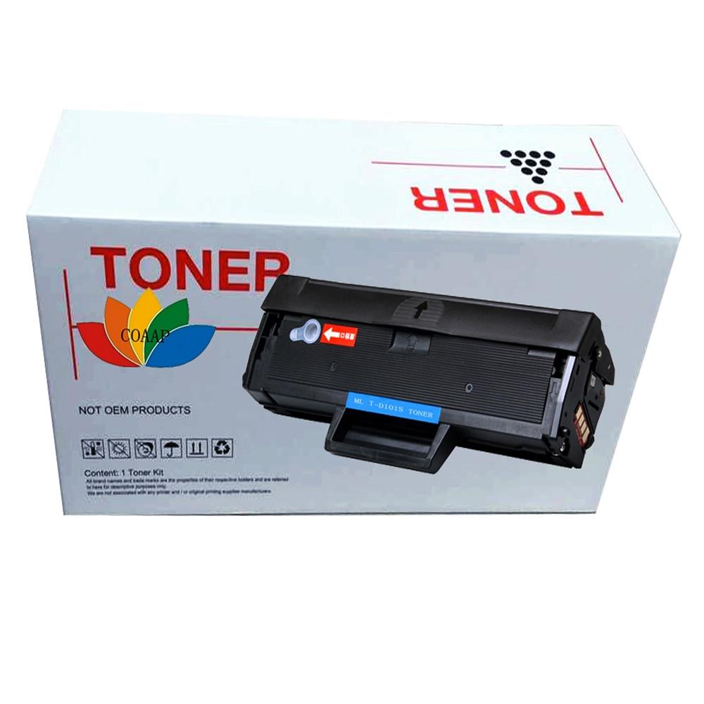 MLT-D101S mit D101S 101 cartucho de toner compatible para Samsung ML 2165 de 2160 a 2166W SCX 3400 3401 3405F 3405FW 3407 SF760 impresora