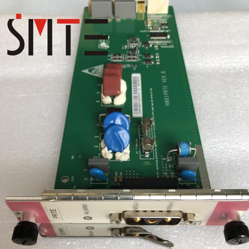 Placa de alimentación PRTE para HUAWEI MA5680T MA5683T