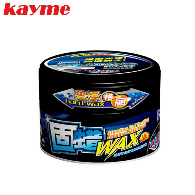 Kayme автомобиль твердый воск краска-уход защиты от царапин ремонт воск для полировки ясно, авто покрытие nano Полировальная паста удаления царапин
