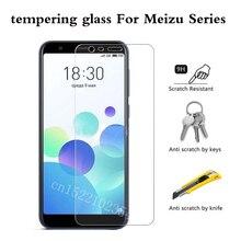 Premium Tempered Glass For MEIZU Note 8 Screen Protector Toughened film For MEIZU m8c E3 M6S M6T V8