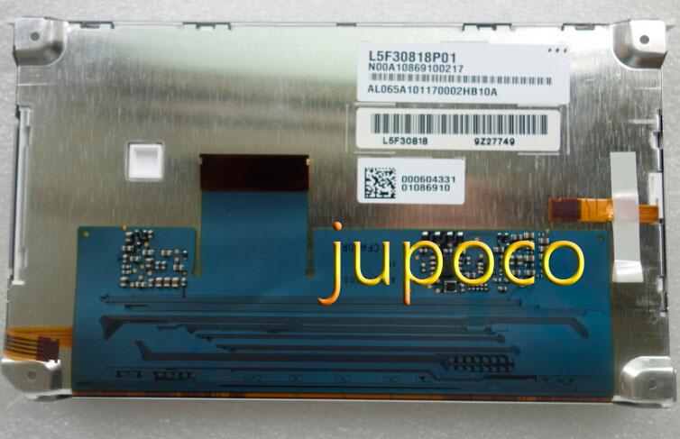 New brand Sanyo 6.5inch LCDdisplay L5F30818P01 L5F30818P03 L5F30818P05 screen for RNS510 Tiguan LCD