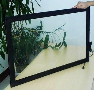 Xintai Touch للبيع! مجموعة لوحة شاشة تعمل باللمس مقاس 32 بوصة ، 10 نقاط حقيقية ، USB ، IR ، بدون زجاج ، لنافذة المتجر ، وطاولة اللمس ، والكشك ، إلخ.