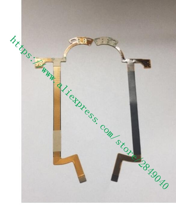 Новый гибкий кабель для объектива 18-200, диафрагма для Tamron 18-200 мм f/3,5-6,3 28-200 мм 28-200 мм, ремонтная часть (для разъема Canon)