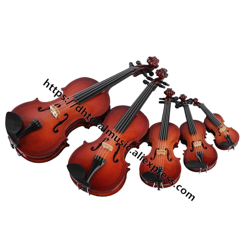 Réplica De Modelo De Violín En Miniatura Personalizada Con Soporte Y Funda Accesorios Para Casa De Muñecas Mini Ornamentos De Instrumento Musical Replica Replica Accessories Aliexpress
