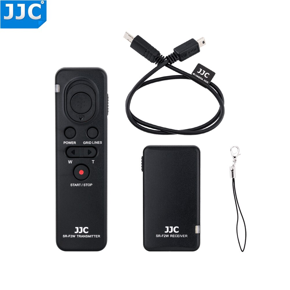 fotga rm vs1 remote control shutter release timer for sony a7 a7r rx10 ilce 7 cameras as rm vpr1 JJC RMT-VP1K RM-VPR1 Wireless Remote Control Controller for Sony ZV1 A7RIV A7SIII A7II A6000 A6300 A6500 RX10II RX100IV FDR-AX30