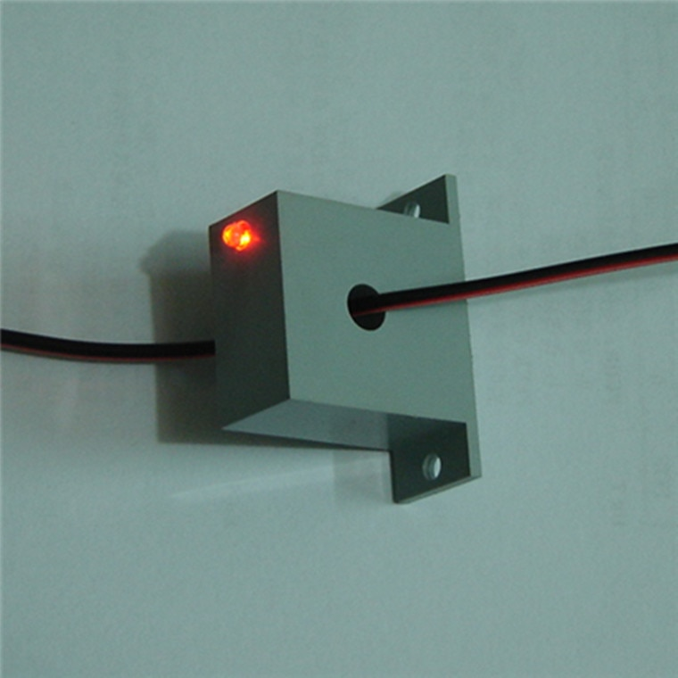 LED current indicator lamp LED current light Current sensor for AC circuit AC12V AC24V AC220V AC380V current indicator