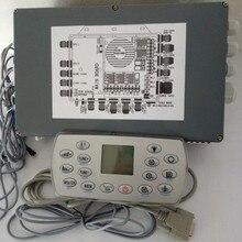 Mesda chinois Kingston spa contrôleur de baignoire chaude   pack adapté avec 3 pompe à jet + LX chauffage + lumière 12VAC