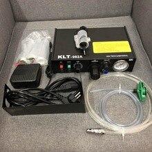 KLT-982A 220 v/110 v dispens 접착제 기계 아이폰에 대 한 삼성 휴대 전화 자동/수동 정밀 분배 복구