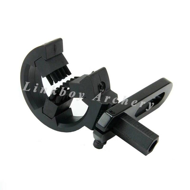 Neue Produkt Bogenschießen Pinsel Pfeil Rest/Austauschbare Bürsten für Verbindung Bogen LH/RH Jagd