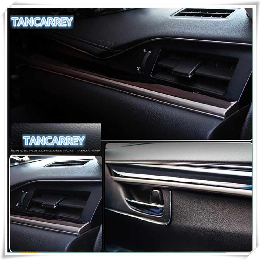 5M Car styling Interior Decoration For Dacia duster logan sandero stepway lodgy mcv 2 Renault Megane Modus Espace  Accessories