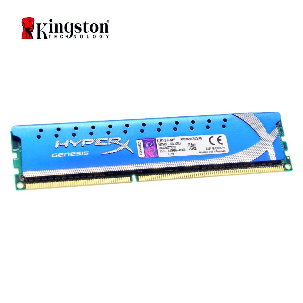 Kingston HyperX ram memory DDR3 8GB 4GB 1600MHz 1866MHz RAM ddr3 8 gb PC3-12800 desktop memory for gaming DIMM
