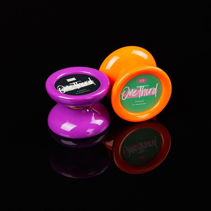Brinquedo mágico yoyo d2 rolamentos de alta velocidade especial adereços borboleta yo yo com corda sono morto yo-yo presente brinquedos para o jogador novo