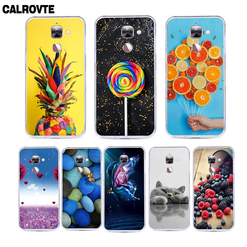 CALROVTE For LeEco Le Max2 Case X820 Silicone Letv Le Max 2 Cover Leeco Max2 Coque Animal Painting f