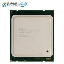 Processeur dordinateur de bureau Intel Xeon E5-2640 2640 Six cœurs 2.5GHz 15 mo L3 Cache LGA 2011 serveur utilisé CPU