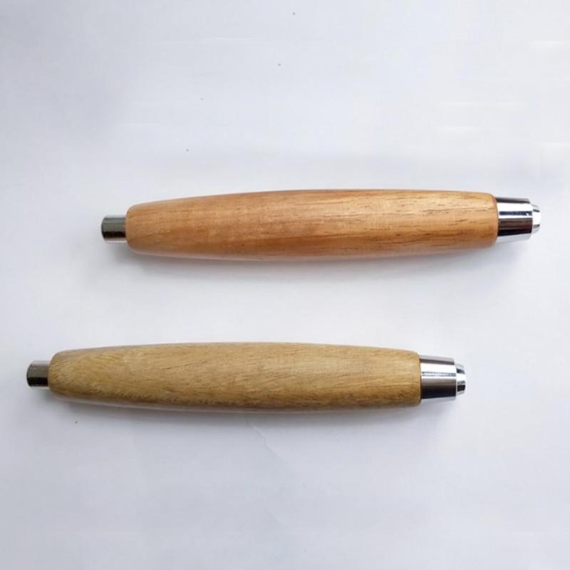 Hecho a mano de palisandro lápiz 5,6 MM automático de madera bolígrafo para dibujo