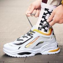 Unisexe rétro haut épais baskets hommes couleurs mélangées chaussures de créateur hommes chaussures décontractées mode chaussette chaussures de skateboard