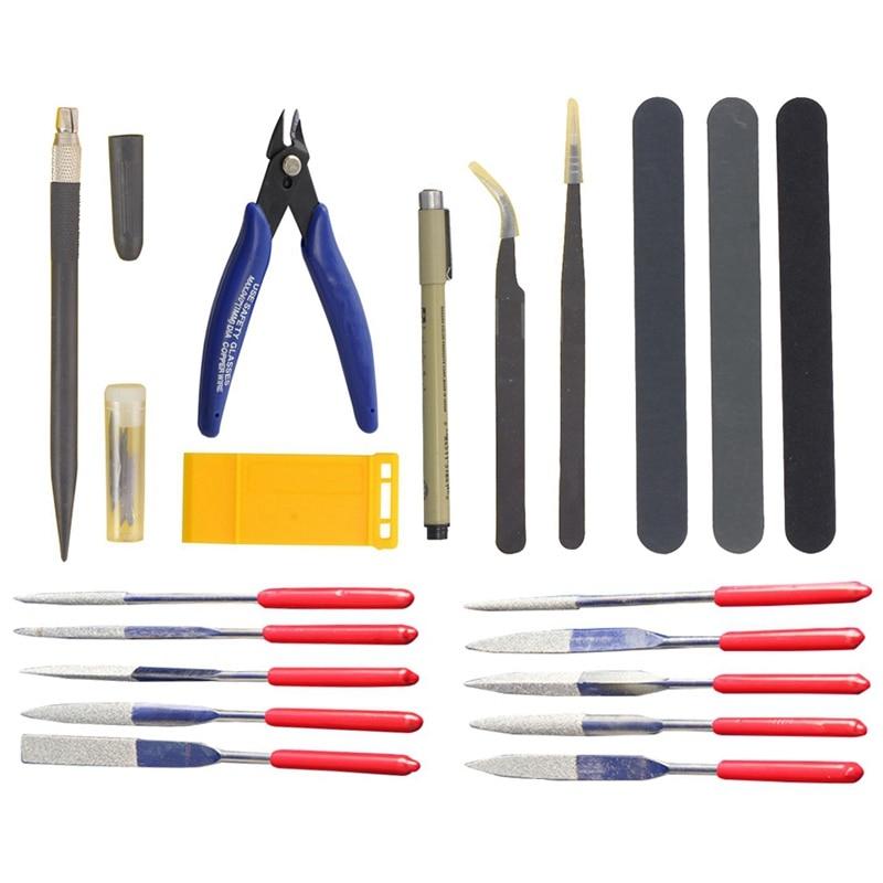 Nuevo Modelo de conjunto de herramientas modelo base Novice Grupo de Producción modelo de montaje para Gundam modelo de construcción de juguete
