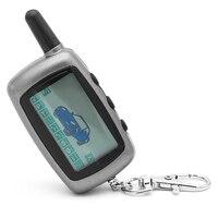 A8 KGB FX-3 KGB FX 5 Keychain Key Fob Chain LCD Remote Controller For Starline A9 Twage Two-Way Car Alarm Systems