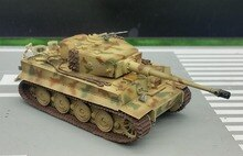 TRUMPETER 1 72 allemagne modèle de char tigre modèle tardif 36217 favoris modèle
