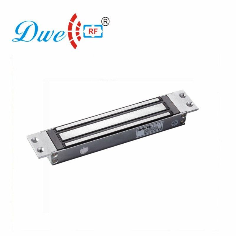 DWE CC RF 280KG Embedeed cerradura magnética para puerta de vidrio cerradura de montaje de una sola puerta Cerradura Electromagnética DW-280E