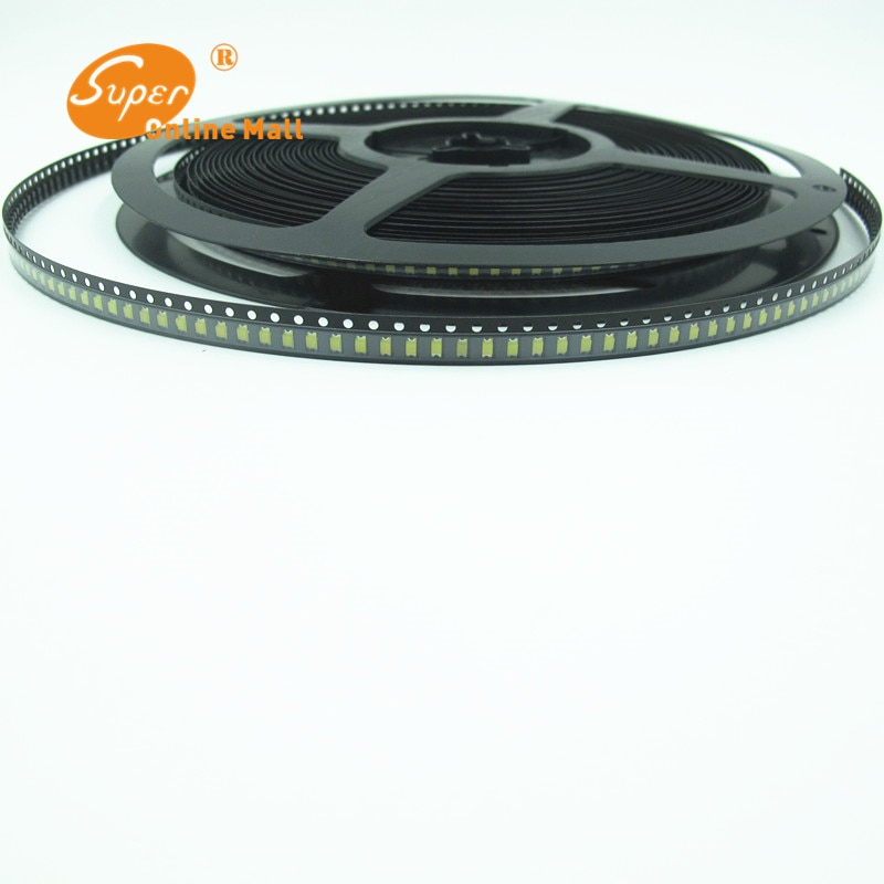 SMD 0603 LED Branco Azul Vermelho Verde Amarelo Emitting Diode Alta qualidade SMT Chip de contas de luz DIY