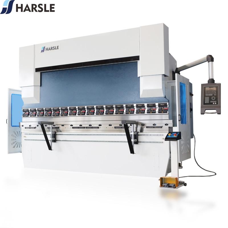 Máquina de freno de prensa tipo y potencia hidráulica usada máquina de freno de prensa hidráulica presión de 300 toneladas