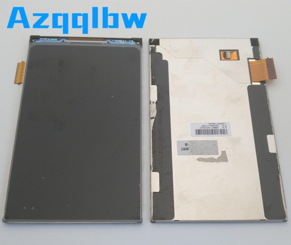 Pantalla LCD azqlbw para HTC HD2 LEO T8585, pantalla para HTC HD2 LEO T8585, piezas de repuesto para reparación de pantalla LCD + cinta 3m