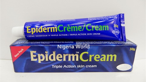 Epiderm Triple Actionn Skin Cream 30g