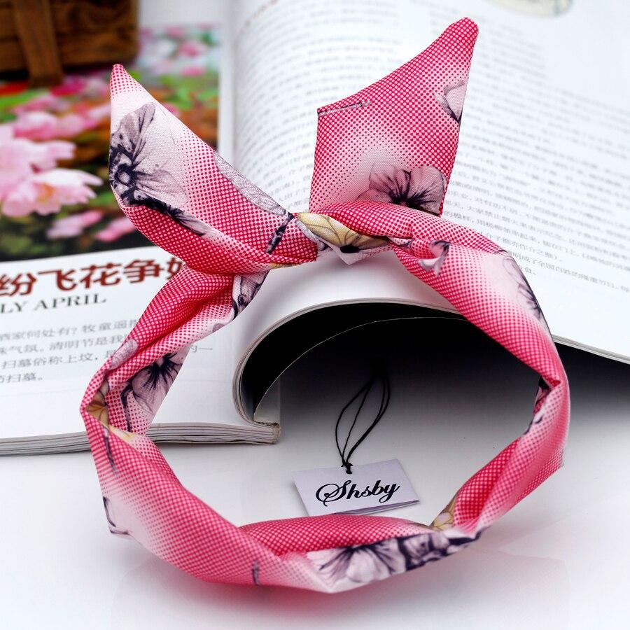 Shsby Watch accessories Ladies flower cloth Watch Bands women Wrist Bands For Clock Children Headwea